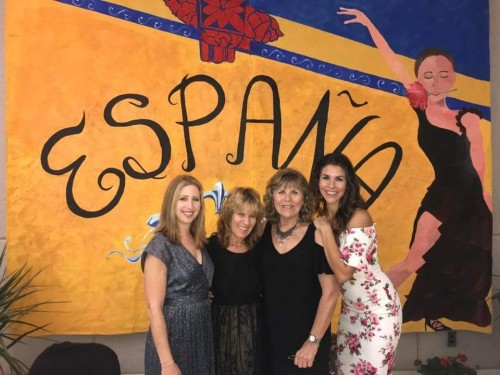 Live Artfully Spain Fundraiser 2.17.18