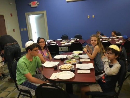 2019 Sunday School Seder