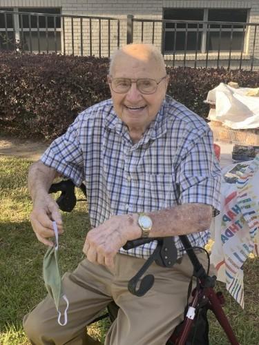 Marvin Wyman's 98th Birthday Party